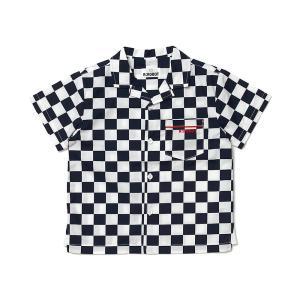 체커보드리조트셔츠