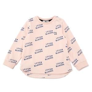 레터링 패턴 티셔츠