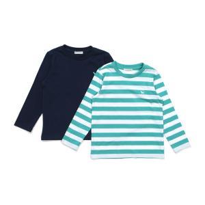 패턴긴팔2종티셔츠