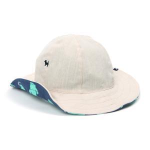 리버시블 벙거지 모자