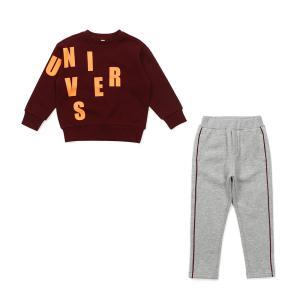 스페이스 스웨트셔츠 SET (WN)