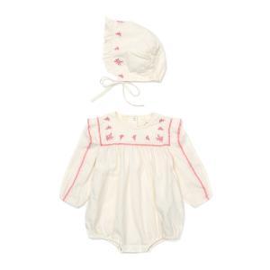 LB-baby자수우주복