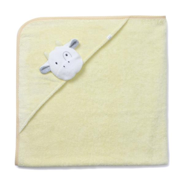큐티카우목욕타올
