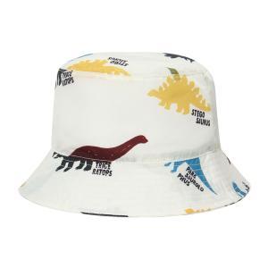 공룡패턴 버킷햇