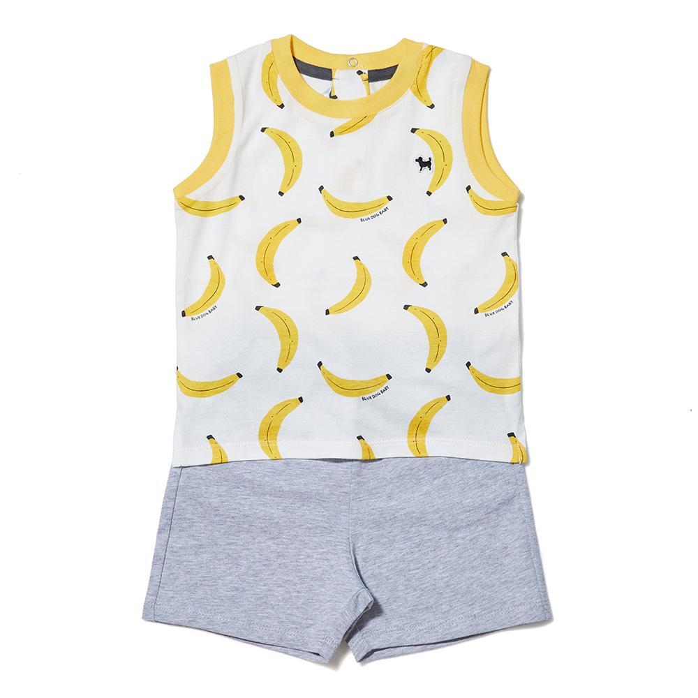 바나나민소매상하복