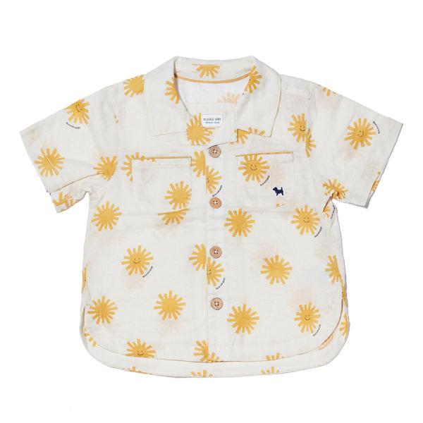 네츄럴 사파리 셔츠