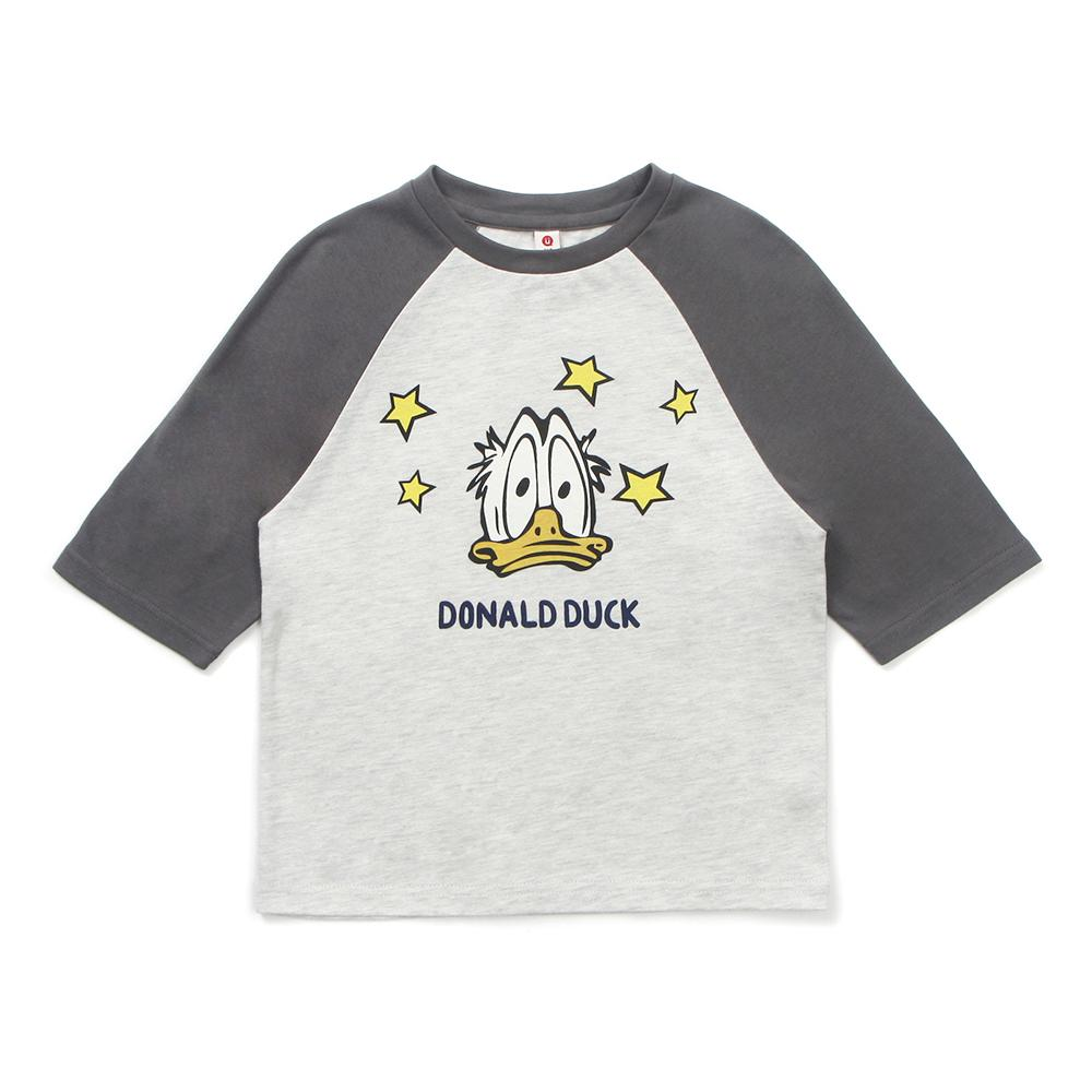 덕테일즈 7부 티셔츠