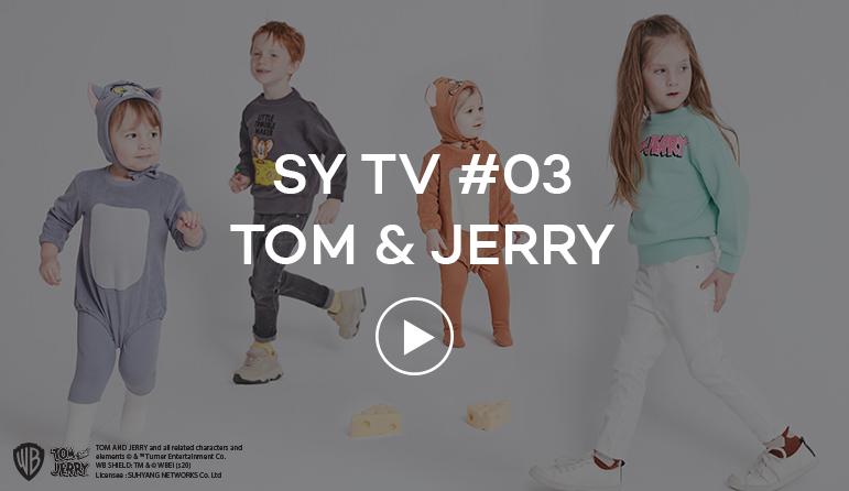 SY TV #03. TOM & JERRY