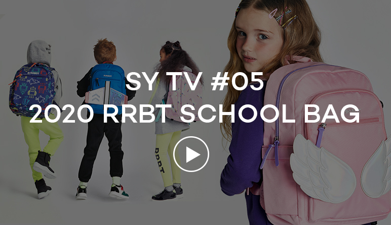 SY TV #05. 2020 RRBT SCHOOL BAG
